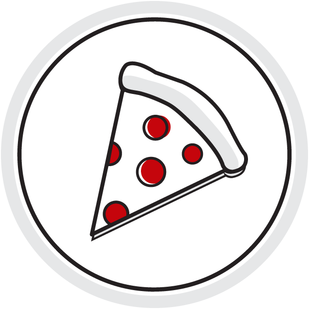 pizza graphic
